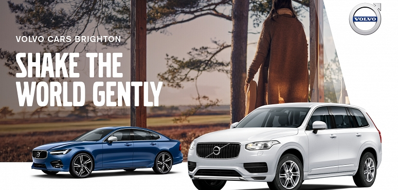 Volvo Cars Brighton presents Here, There & Everywhere