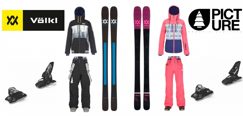 Volkl & Picture Organic Clothing Outerwear Major Prize announced!