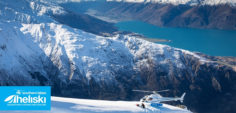 Heli-Ski New Zealand's Untouched Powder