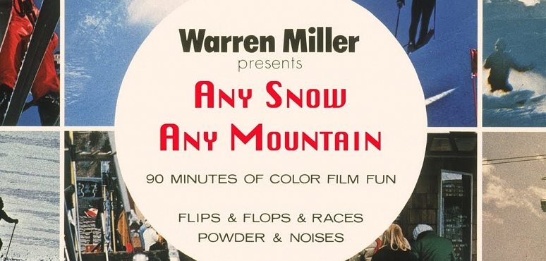 Vintage Throwback: Warren Miller's Any Snow, Any Mountain (1971)