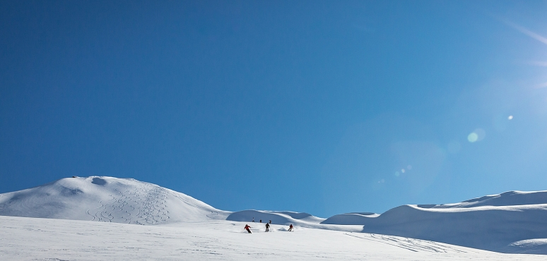 Insights into Heli-skiing with Southern Lakes Heliski in August